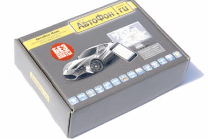 Архивные модели АвтоФон